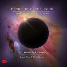 Piers Adams & Larry Lush - Bach Side of the Moon, CD