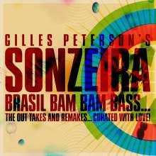 Gilles Peterson: Sonzeira: Brasil Bam Bam Bass, 2 CDs