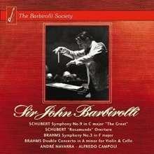 John Barbirolli dirigiert, CD