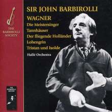 John Barbirolli - Wagner, CD