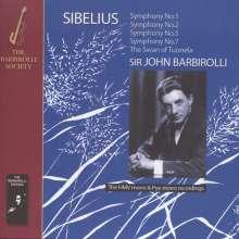 Sir John Barbirolli dirigiert Sibelius, 2 CDs