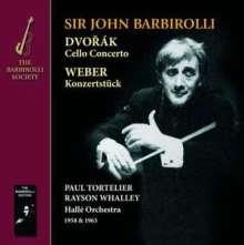 John Barbirolli dirigiert Dvorak & Weber, CD