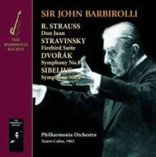 John Barbirolli - Teatro Colon 1963, 2 CDs