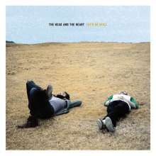 The Head And The Heart: Let's Be Still, CD