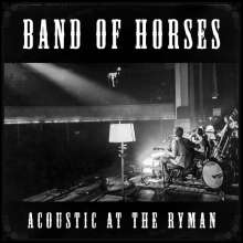 Band Of Horses: Acoustic At The Ryman (180g), LP