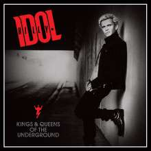 Billy Idol: Kings & Queens Of The Underground, 2 LPs