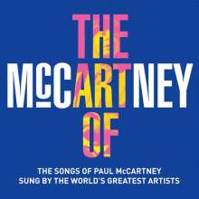The Art Of McCartney (Limited-Deluxe-Edition), 2 CDs und 1 DVD