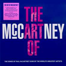 The Art Of McCartney (180g) (Limited Edition) (Colored Vinyl), 4 LPs