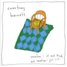 Courtney Barnett: Sometimes I Sit And Think, And Sometimes I Just Sit, CD