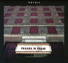 Metric: Pagans In Vegas, CD