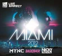 Cr2 Live & Direct - Miami 2012, 2 CDs