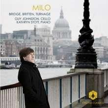 Guy Johnston & Kathryn Stott - Milo, CD