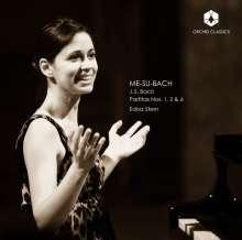 Johann Sebastian Bach (1685-1750): Partiten BWV 825,826,830, CD