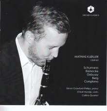 Matthias Kjöller, Klarinette, CD