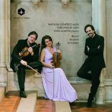 Johannes Brahms (1833-1897): Horntrio op.40 (arr.für Klaviertrio), CD