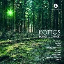 Kottos - Songs & Dances, CD