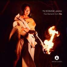 Yu Kosuge - Four Elements Vol. II - Fire, CD