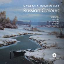 Russian Colours, CD