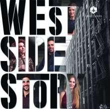 Leonard Bernstein (1918-1990): West Side Story-Suite für Violine & Saxophonquartett, CD