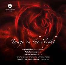 Tango in the Night, CD