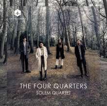 Solem String Quartet - The Four Quarters, CD