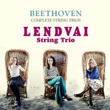 Ludwig van Beethoven (1770-1827): Streichtrios Nr.1-5, 2 CDs