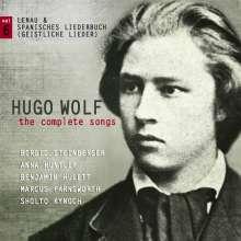 Hugo Wolf (1860-1903): Sämtliche Lieder Vol.6, CD