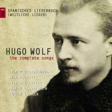 Hugo Wolf (1860-1903): Sämtliche Lieder Vol.7, CD