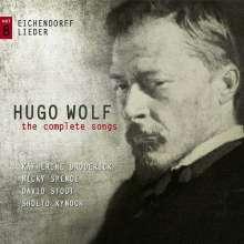 Hugo Wolf (1860-1903): Sämtliche Lieder Vol.8, CD