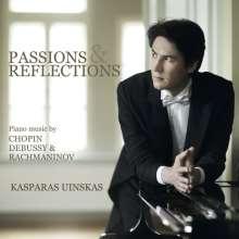 Kasparas Uinskas - Passions & Reflections, CD