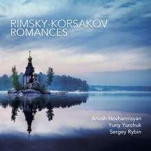 Nikolai Rimsky-Korssakoff (1844-1908): Romanzen, CD