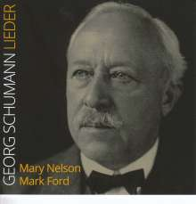 Georg Schumann (1866-1952): Lieder, CD