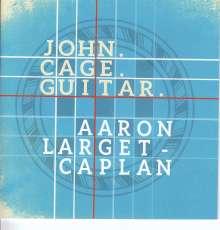 John Cage (1912-1992): Guitar, CD
