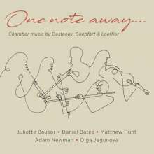 One note away ..., CD