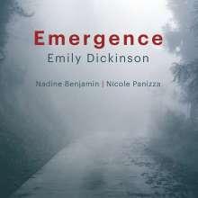 Nadine Benjamin - Emergence, CD