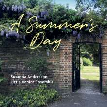 Susanna Andersson - A Summer's Day, CD