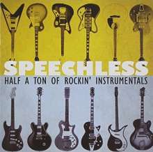 Speechless: Half A Ton Of Rockin' Instrumentals, 2 CDs