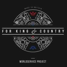 Worldservice Project: For King & Country, CD