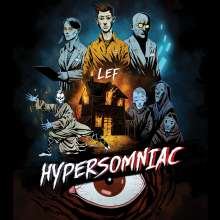 LEF(Lorenzo Esposito Fornasari): Hypersomniac, CD