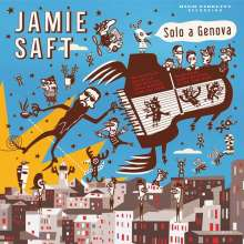 Jamie Saft (geb. 1971): Solo A Genova, 2 LPs