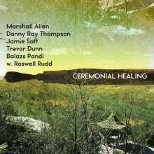 Ceremonial Healing (Red Vinyl), 3 LPs