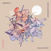 Merzbow, Mats Gustafsson & Balazs Pandi: Cuts Open, 2 LPs