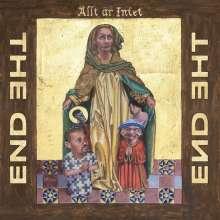 The End: Allt Är Intet (Turquoise Vinyl), LP