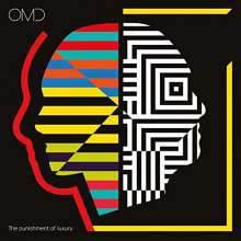 OMD (Orchestral Manoeuvres In The Dark): The Punishment Of Luxury, LP