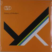 OMD (Orchestral Manoeuvres In The Dark): History Of Modern, 2 LPs