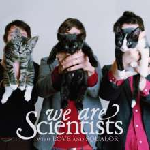 We Are Scientists: With Love And Squalor, LP