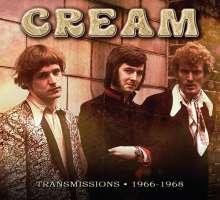 Cream: Transmissions 1966 - 1968, 2 CDs