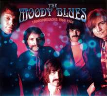 The Moody Blues: Transmissions 1966 - 1968, 2 CDs