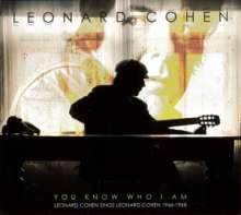 Leonard Cohen (1934-2016): You Know Who I Am, 2 CDs