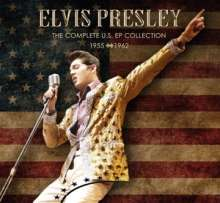Elvis Presley (1935-1977): The Complete U.S. EP Collection 1955 - 1962, 4 CDs